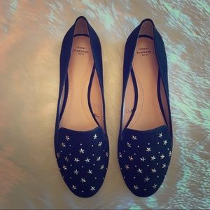 Zara Star Studded Slippers
